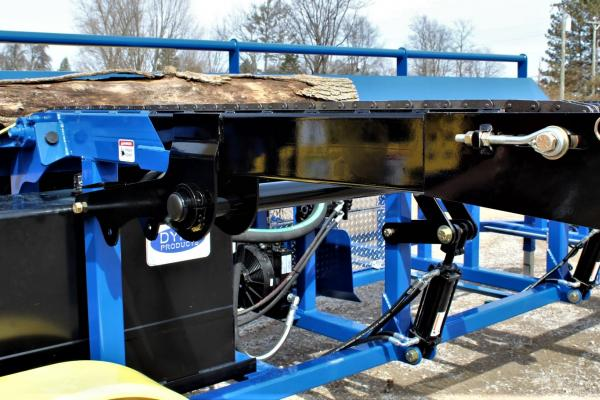 Strong Long Deck Arms- SC-16 FIREWOOD PROCESSOR