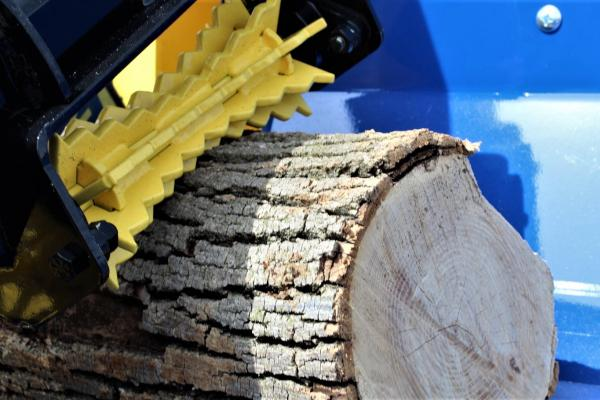 Rolling Log Clamp - SC-16 FIREWOOD PROCESSOR