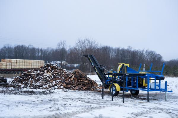 DYNA Firewood Processor SC-14
