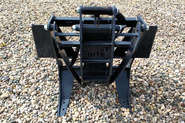 Frostbite Skid Steer / Tractor Grapple Attachment