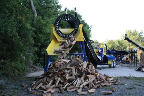 Firewood Tumbler